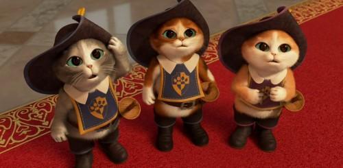Le Chat Potté et les Trois Diables
