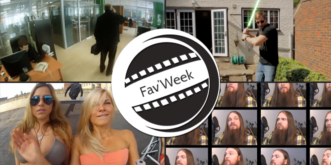 Fav'Week : Biting Elbows, Prop Wars, FF7
