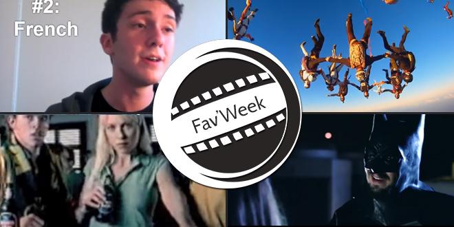 Fav'Week : Parodie Batman, ouvrir une bière et des gens merveilleux !