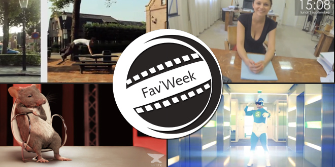 Fav'week :  Google Glass : l'entretien, Meet The Myth, FrameRunning, Michel : utilisateur Skype