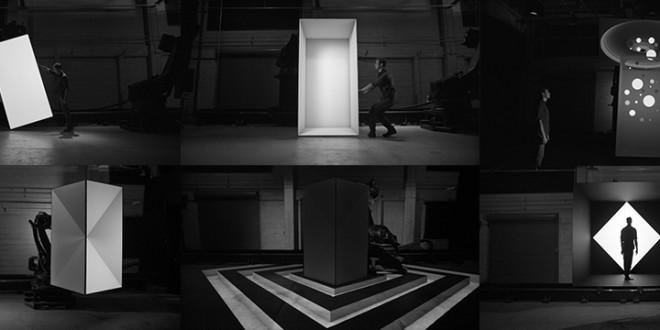 Box : Un court métrage réalisé en projection mapping