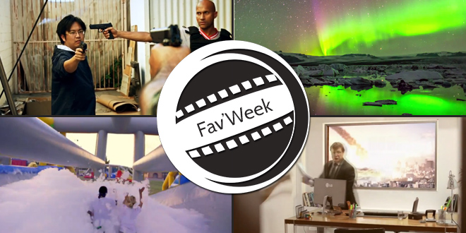 Fav'Week : Elemental Iceland, Entretien embauche explosif, Mexican Standoff,  Hit and Run