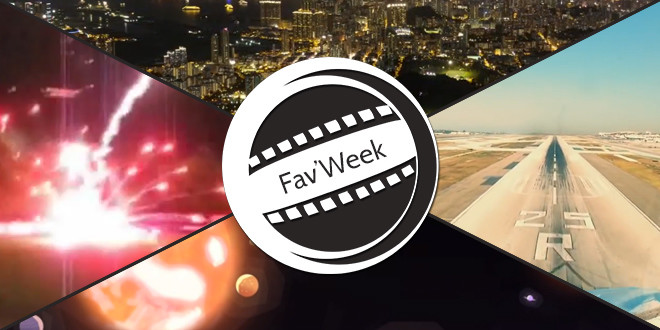 Fav'Week : La mort de l'espace, FLYING TIARE, Edward Snowden, Fireworks Fails