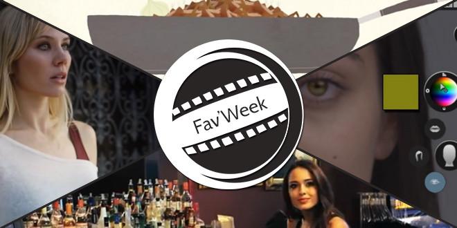 Fav'week : Infinity Augmented Reality, Manger des insectes ?, BOGGIE: nouveau parfum, Clandestine trailer