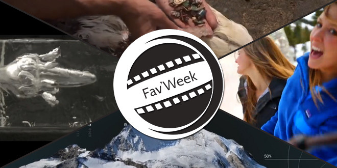 Fav'Week : ReROL, Human Bowling, RIP Ammunition,  MIDWAY pollution