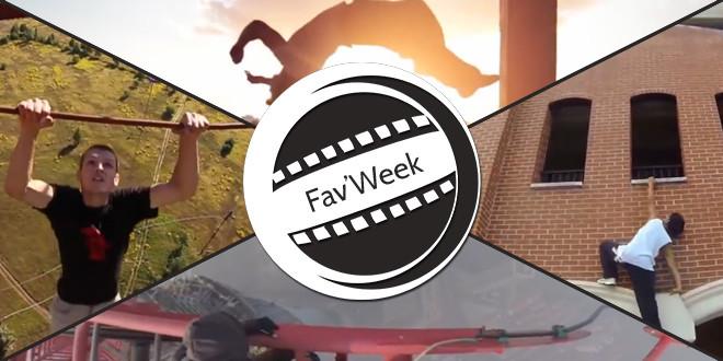 Fav'Week : Des sensations forte, n'ayez pas le vertige !