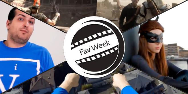 Fav'week :  Superman With a GoPro, Paradoxe du Joueur, Pourquoi on roule à droite ?,  London Super Comic Con