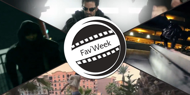 Fav'Week : Chris Romrell,  Valiant , Parkour, Deus EX Short movie