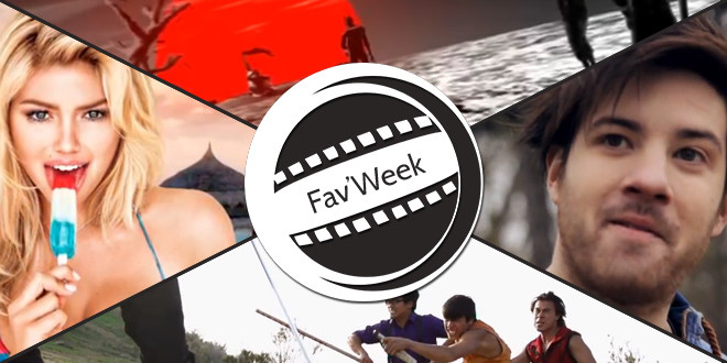 Fav'week : BlaBla, Bikini Speed Painting , TMNT Style, Akai shihon kaishū