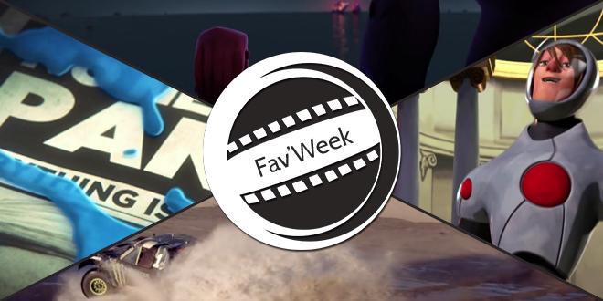 Fav'Week : Payback Time, Henchmen, Unleashed in Ensenada, Rituel