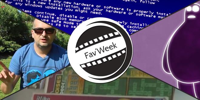 Fav'Week : Instruisez-vous avec ces vidéos (Univers, Cerveau, Jeux hasard  et SE :)