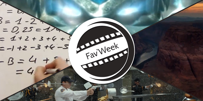 Fav'week : X-Men effetcs,  L'incroyable addition, Horizons, Histoire de Warcraft,