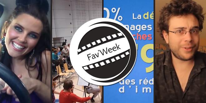 Fav'week #170 : La démocratie, Orchestre TSFH, What the cut, SketchSHE