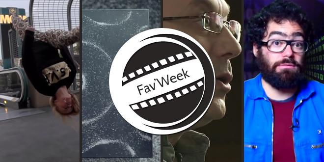 Fav'week #171 : Démocratie, Neutralité du net, Freerunning, Expériences avec la musique
