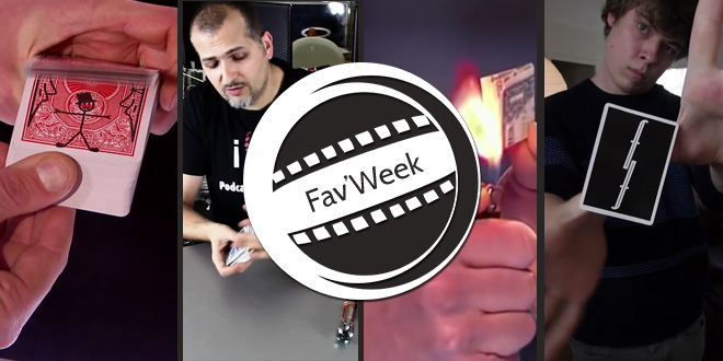 Fav'week #174 : la magie va vous émerveiller !