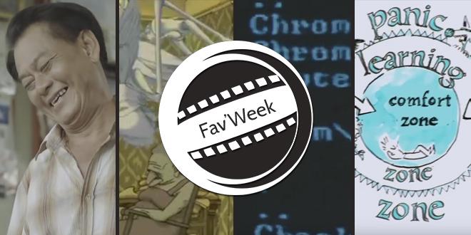 Fav'week #183 : Appréciez la vie, évitez les préjugés, ne vous faites pas hacker !