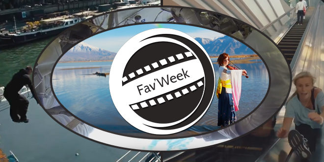 Fav'week #188 : Nouvelle année en best of, Parkour et Final Fantasy by Lindsey Stirling !