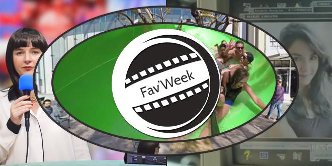 Fav'week #191 : My life sucks, S.T.R.E.S.S, Trouve Charlie, JT music