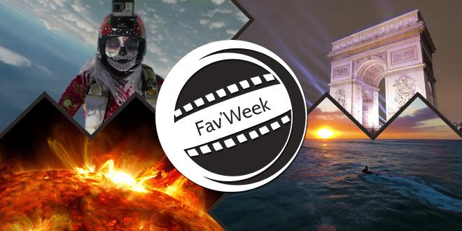 Fav'week #197 : Nouvelle année ! Vivez chaque instant !