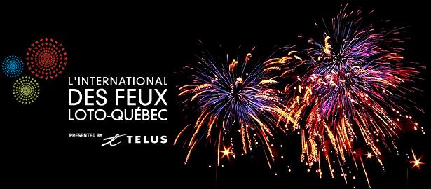 International des Feux Loto-Québec Chine 2011