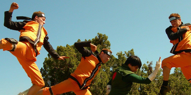 Naruto Shippuden: Dreamers Fight I