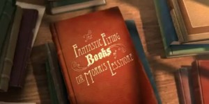 The Fantastic Flying Books