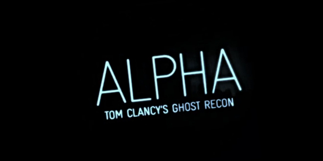 Tom Clancy's Ghost Recon Alpha : le court-métrage