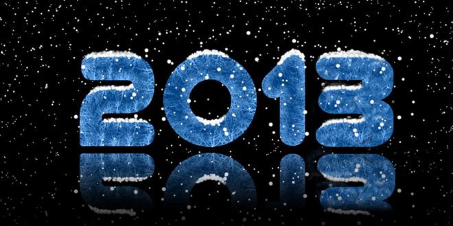 Bonne année 2013 ! C'est l'histoire d'un chinois…