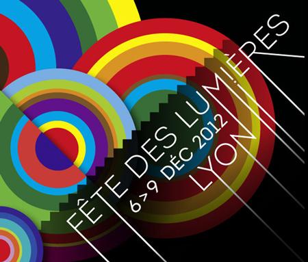 Fêtes des lumières – Lyon 2012