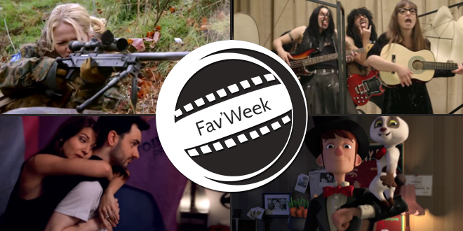 Fav'Week : VGHS Season 2, World Without Mobile, Bye Bye Bunny, Le Syndrome Post-Rupture