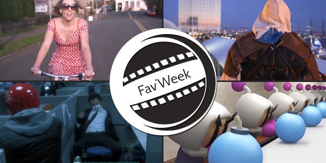 Fav'Week :  Assassin's Creed 4 Parkour,  First Person Bomberman, Controller, Fall in Love