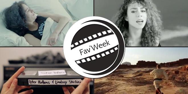 Fav'Week : Star Wars Medley & Parkour, Femme, 1990