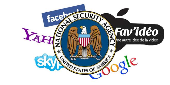 Comment la NSA vous espionne…