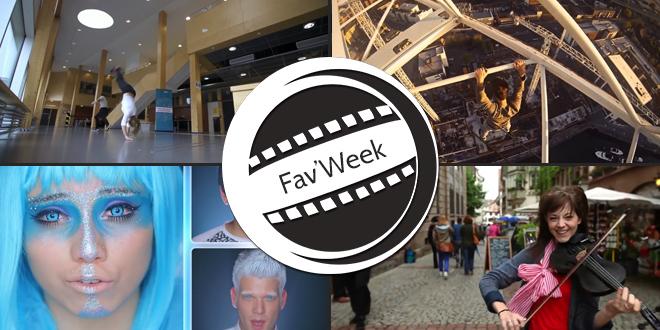 Fav'Week : Musiques (Pentatonix & Lindsey Stirling) et Parkour !