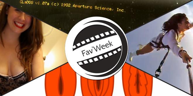 Fav'Week : WEB STORY, à Propos du sexe, Rope Swing Zipline,  Portal: Survive!