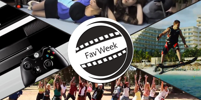 Fav'week : Michael Jackson – Dance tribute, Hoverboard IRL, Epic Pool Trickshots, La Xbox One n'existe pas