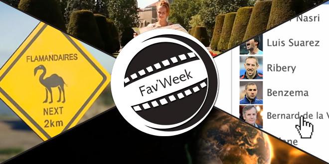 Fav'Week : Amasia, Hybris, La Coupe du Monde, InterRail Trip