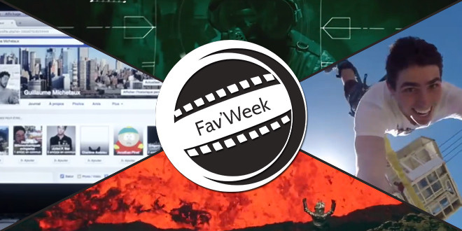 Fav'Week : Volcan éveillé, Zapatou zapping, FB story,  Narayana Cabral