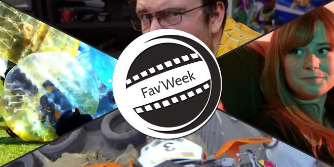 Fav'week : RELATIONSHIP, JdG Takeshi's Challenge, Jonny Walker, Zorb Soccer