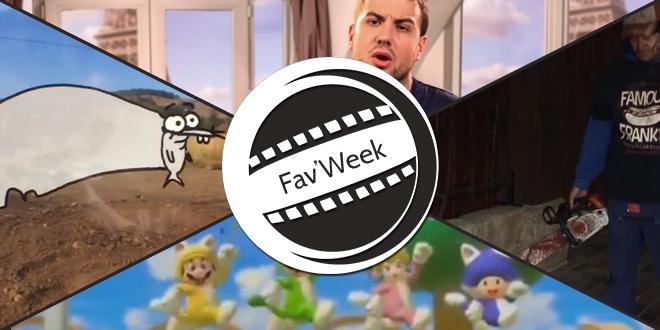 Fav'week : JAM – Le serial killer, Déjà Vu, Aug(de)mented Reality 2 , Jeux vidéos Doc.