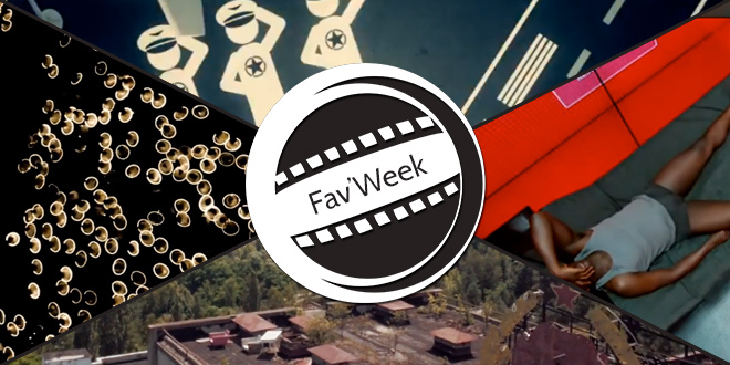 Fav'week :  Le sens de la vie, Visite à Tchernobyl, GAME of DRONES, Christmas Hymn