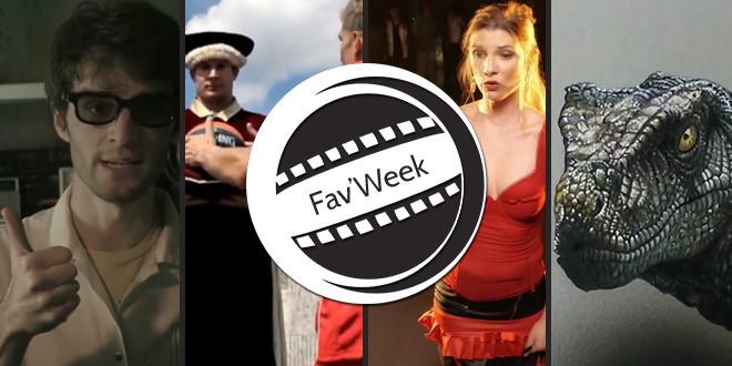 Fav'week #166 – Armes chimiques, panier «Basket», Dessin Dino, Chaudière VS Frigidaire