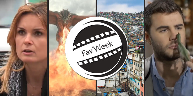 Fav'week #167 : HD 10k, Technophobie, Quinquin Express, GoT4 Making of