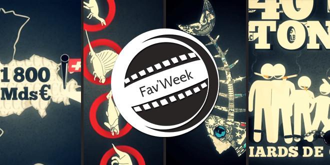 Fav'week #168 :  DATAGUEULE > Capitaux, Biodiversité, Tabac, Surpêche