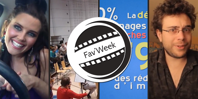 Fav'week #170 : La démocratie, Orchestre TSFH, What the cut, SketchSHE