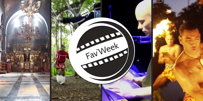 Fav'week #172 : Voyage avec Devin Super Tramp, Musique de Hang