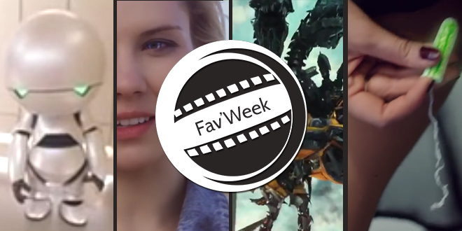 Fav'week #175 : Bandes annonces identiques,  H2G2 , AlienTampon, Dragon Ball Z