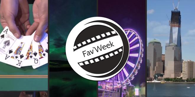 Fav'week #181 : Paysages des États-Unis & Magie en musiques