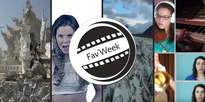 Fav'week #182 : Voyager en musique !