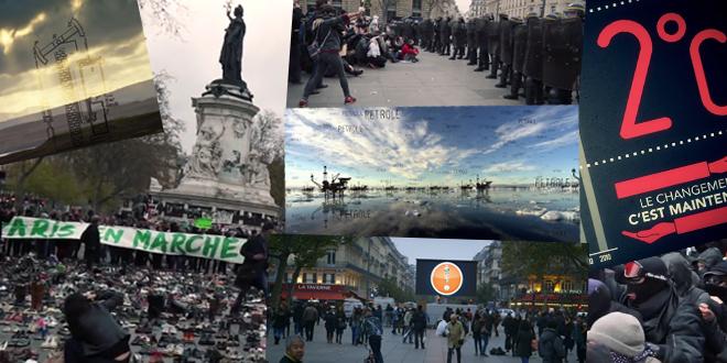 Attentat, climat, France, humanité, liberté, surveillance…